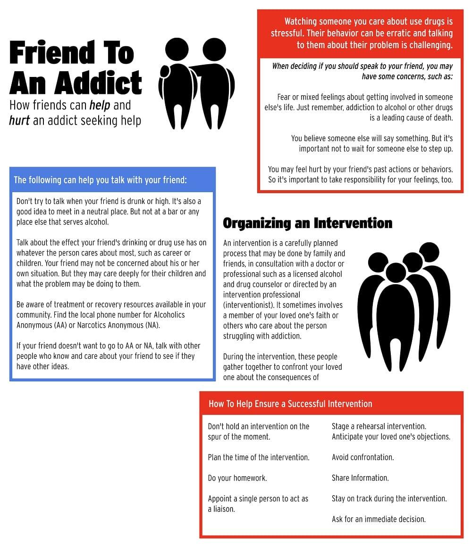How to Help (or Hurt) an Addict Seeking Help